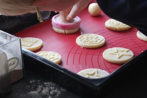 Kekse,Bild4. basteln mit Stampin\' Up!