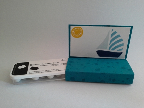 Blog Hop Diane Röckel, Bild2, gebastelt mit Produkten von Stampin\' Up!