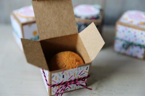 Mini-Geschenkschachteln mit Muffin, Bild3, gebastelt mit Produkten von Stampin\' Up!