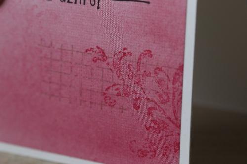 Hallo, wie gehts/Grußkarte, Bild13 gebastelt mit Produkten von Stampin\' Up!