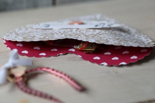 Valentinstagsherz, Bild4, gebastelt mit Produkten von Stampin\' Up!
