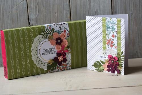 Geschenkset Botanischer Garten, Bild1, gebastelt mit Produkten von Stampin\' Up!