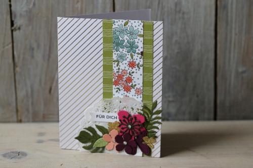 Geschenkset Botanischer Garten, Bild3, gebastelt mit Produkten von Stampin\' Up!