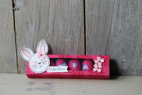 Ostereierverpackung Friends & Flowers, Bild1, gebastelt mit Produkten von Stampin\' Up!