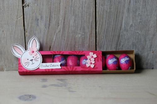 Ostereierverpackung Friends & Flowers, Bild2, gebastelt mit Produkten von Stampin\' Up!