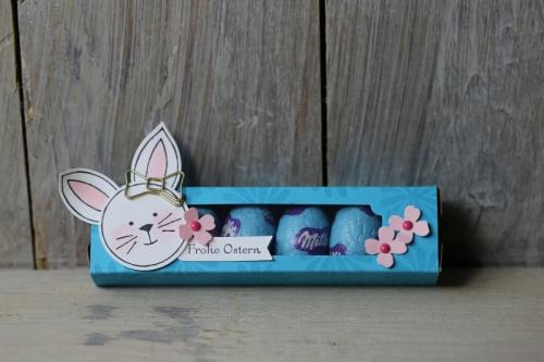 Ostereierverpackung Friends & Flowers, Bild3, gebastelt mit Produkten von Stampin\' Up!