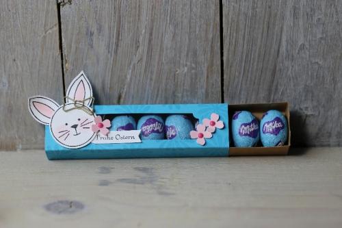Ostereierverpackung Friends & Flowers, Bild4, gebastelt mit Produkten von Stampin\' Up!