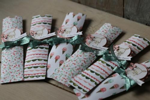 Schokololli osterlich Verpackt, Bild1 gebastelt mit Produkten von Stampin\' Up!