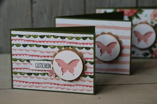 Geschenkgutschein Stempeldochmal, Bild3, gebastelt mit Produkten von Stampin\' Up!