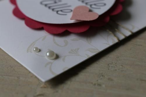 Freudentränen, Bild4, gebastelt mit Produkten von Stampin\' Up!.