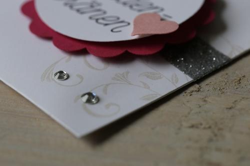 Freudentränen, Bild5, gebastelt mit Produkten von Stampin\' Up!.