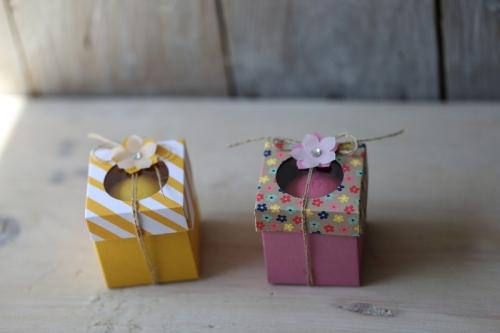 Eos Verpackgung, Bild1, gebastelt mit Produkten von Stampin\' Up!.