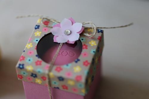 Eos Verpackgung, Bild2, gebastelt mit Produkten von Stampin\' Up!.
