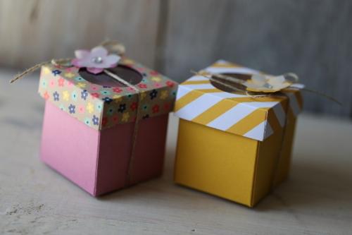 Eos Verpackgung, Bild4, gebastelt mit Produkten von Stampin\' Up!.