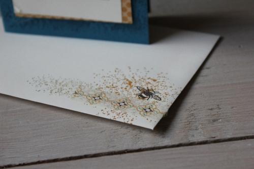 GrußKarte Touches of Texture, Bild5, gebastelt mit Produkten von Stampin\' Up!.