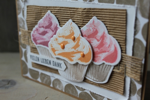 Blog Hop Cupcake für dich, Bild4, gebastelt mit Produkten von Stampin\' Up!