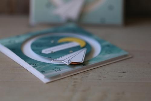 Kullerkarte Himmelsstürmer, Bild3, gebastelt mit Produkten von Stampin\' Up!