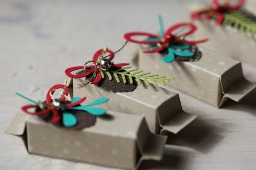 Mentos Mini Verpackung, Bild2, mit Produkten von Stampin\' Up!