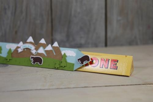 Freitagsvideo/Tobleroneverpackung, Bild3, mit Produkten von Stampin\' Up!