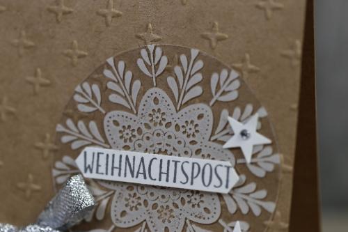 Verwendung Stazon Stempelkissen in weiß von Stampin\' Up!, Bild2.