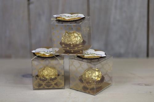 Goldene Verpackung für Roche, Bild1, basteln mit Stampin\' Up!