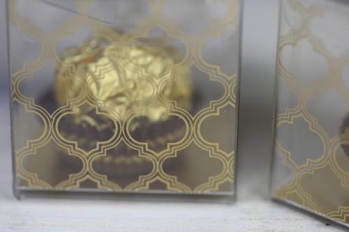 Goldene Verpackung für Roche, Bild2, basteln mit Stampin\' Up!