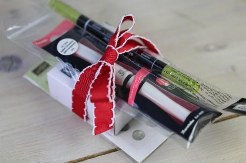 Gewinnspeil Weihnachten 2016, Bild4, gebastelt mit Produkten von Stampin\' Up!