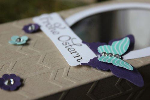 Osterhasenverpackung, Bild4, gebastelt mit Produkten von Stampin' Up!.