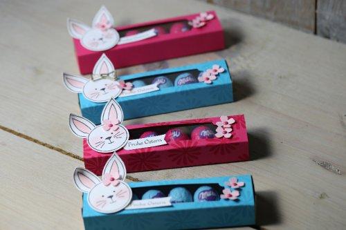 Ostereierverpackung Friends & Flowers, Bild5, gebastelt mit Produkten von Stampin' Up!