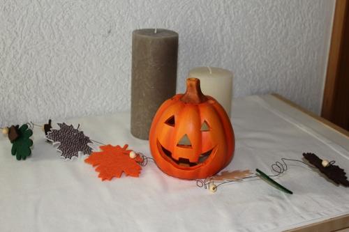 Herbstdeko, Bild5, gebastelt mit Produkten von Stampin\' Up!