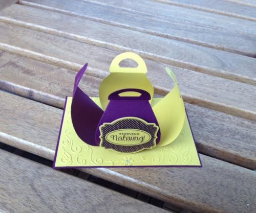Blog Hop, Tanja Bild2, gebastelt mit Produkten von Stampin\' Up!
