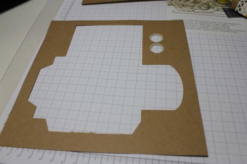 Designerdruck- Set Schachtelgrüße, Bild4, gebastelt mit Produkten, Stanzen und Stempeln von Stampin\' Up!