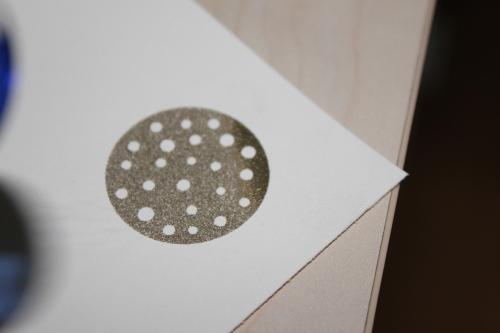 Schritt für Schritt Anleitung Embossen, Bild 8, gebastelt mit Produkten, Stanzen und Stempeln von Stampin\' Up!