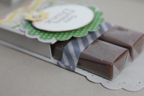 Geschenk für Sammelbesteller, Bild4, gebastelt mit Produkten, Stanzen und Stempeln von Stampin\' Up!