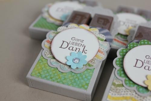 Geschenk für Sammelbesteller, Bild3, gebastelt mit Produkten, Stanzen und Stempeln von Stampin\' Up!
