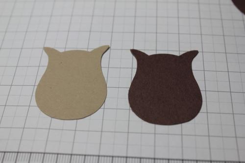 Punch Art Pferd/Horse, Bild5, gebastelt mit Produkten, Stanzen und Stempeln von Stampin\' Up!