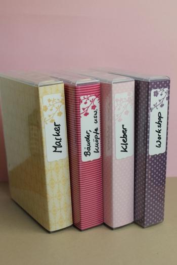 Boxen für Holzblockstempel, Bild1, gebastelt mit Produkten von Stampin\' Up!