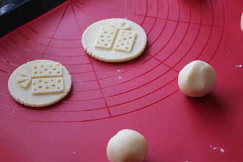Kekse,Bild2. basteln mit Stampin\' Up!