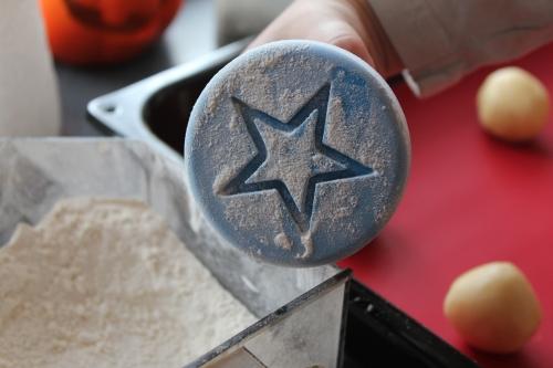 Kekse,Bild3. basteln mit Stampin\' Up!