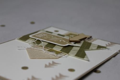 Geburtstagskarte Pfeile, Bild3, gebastelt mit Produkten von Stampin\' Up!