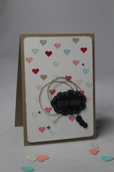 Valentinstagskarte2014, Bild1, basteln mit Produkten von Stampin\' Up!