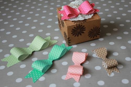 Geschenkschleife mit Envelope Punch Board, Bild3, gebastelt mit Produkten von Stampin\' Up!
