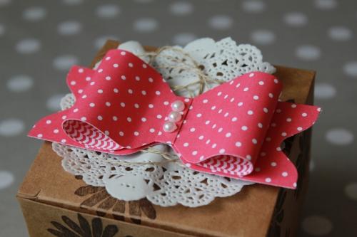 Geschenkschleife mit Envelope Punch Board, Bild2, gebastelt mit Produkten von Stampin\' Up!