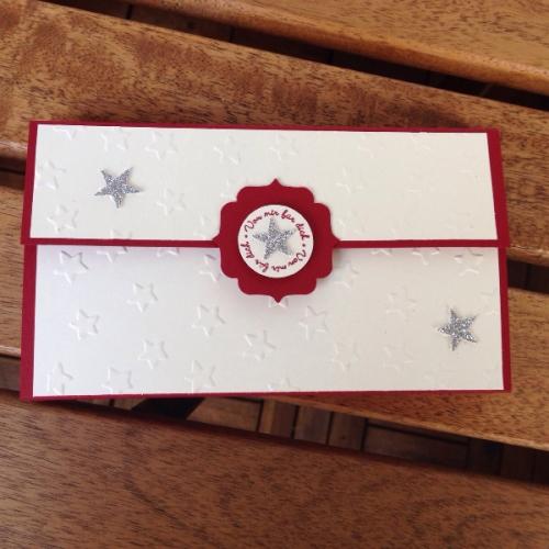 Blog Hop Tanja, Bild5, gebastelt mit Produkten von Stampin\' Up!