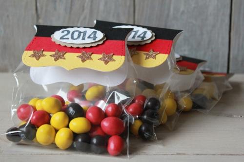Fussballtüten, Bild1, gebastelt mit Produkten von Stampin\' Up!