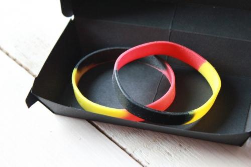Fussballbox, Bild3, gebastelt mit Produkten von Stampin\' Up!