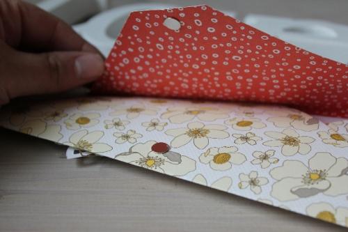 Gutscheinverpackung Calypso, Bild3, gebastelt mit Produkten von Stampin\' Up!