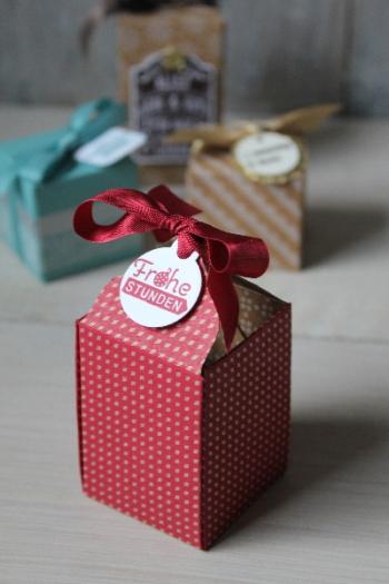 Geschenkschachteln, Bild3, gebastelt mit Produkten von Stampin\' Up!