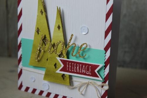 Kartenset Malerischer Winter, Bild2, gebastelt mit Produkten von Stampin\' Up!