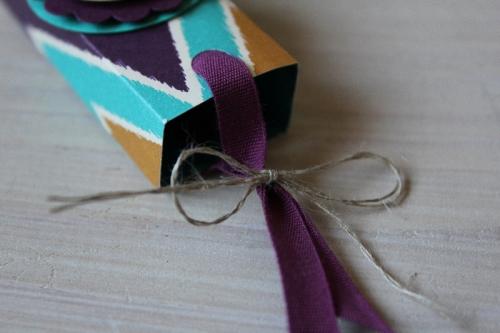 Kinderriegel-Ziehverpackung, Bild3, gebastelt mit Produkten von Stampin\' Up!